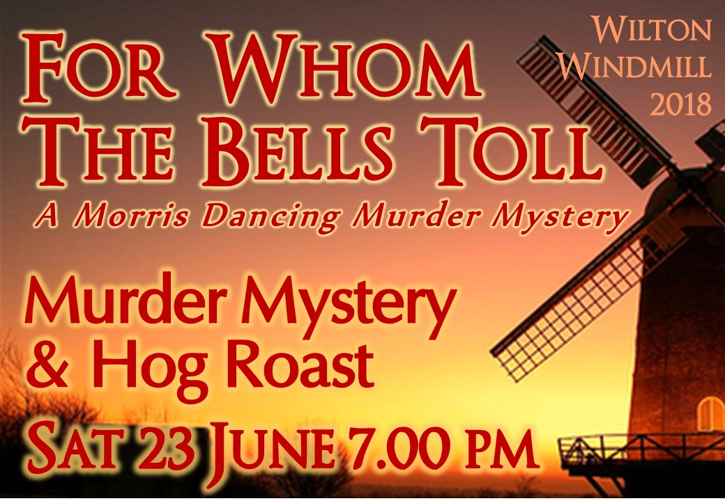 'For Whom the Bells Toll' Murder Mystery & Hog Roast