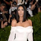 The Wiltshire Gazette and Herald: Kim Kardashian (Aurore Marechal/PA)