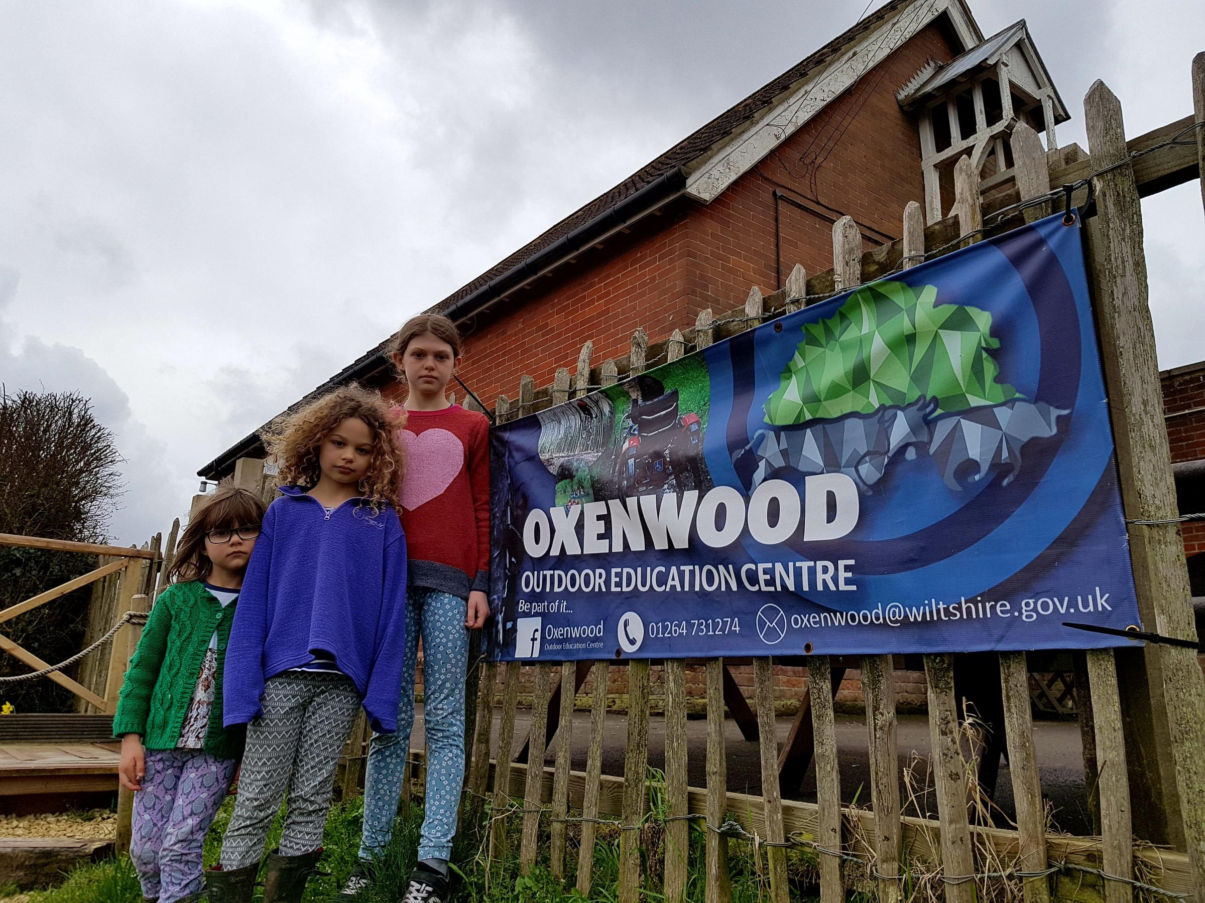 Oxenwood and Braeside closure spark peaceful protest