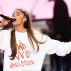 The Wiltshire Gazette and Herald: Ariana Grande has dropped her new track No Tears Left To Cry (Dave Hogan/One Love Manchester)