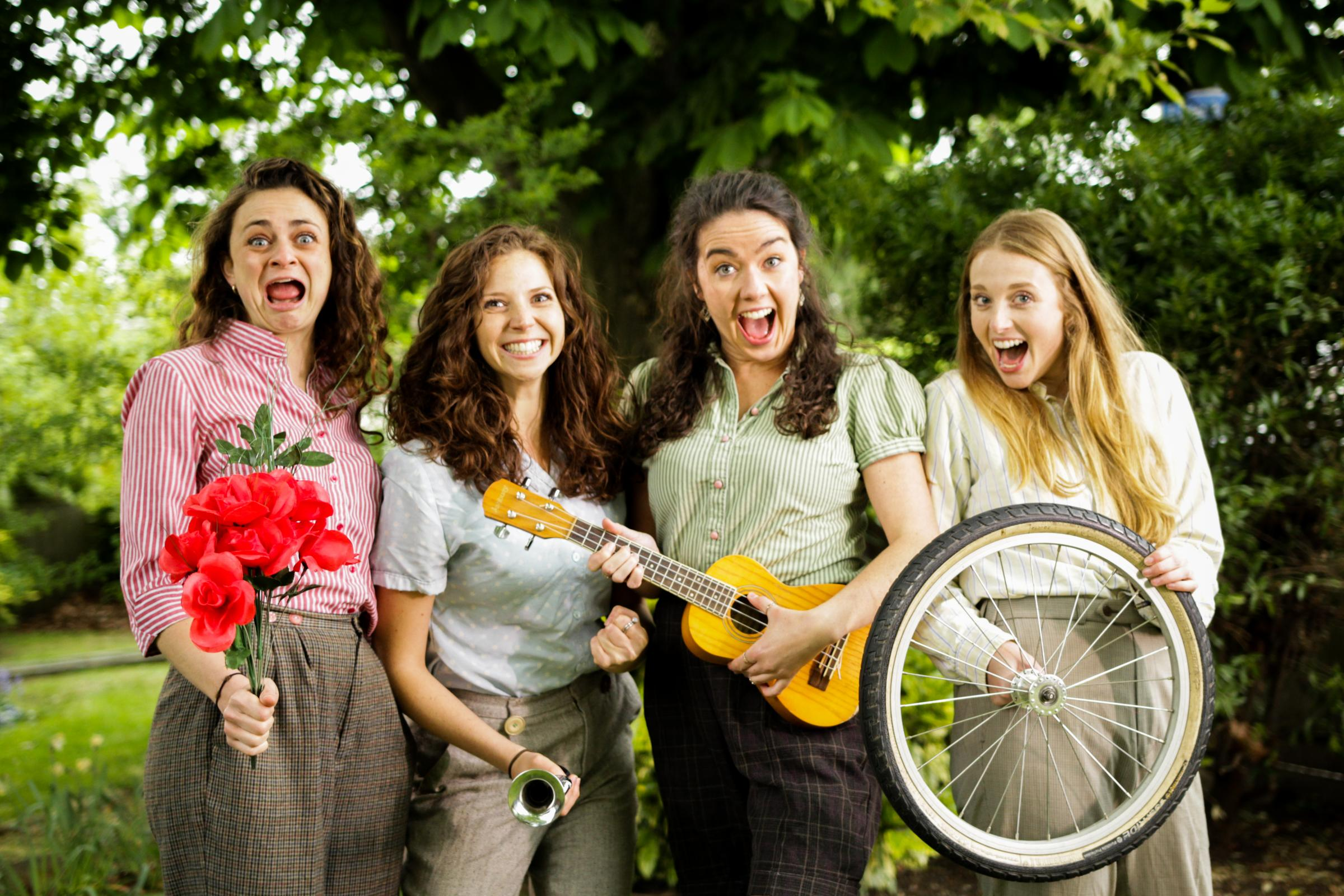Romeo and Juliet (The Handlebards)