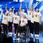 The Wiltshire Gazette and Herald: Dance act Rise during the audition stage for Britain's Got Talent (Tom Dymond/Syco/Thames)