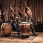 The Wiltshire Gazette and Herald: Glasgow's Ilk are rocking up to Conwy with their Taiko drums