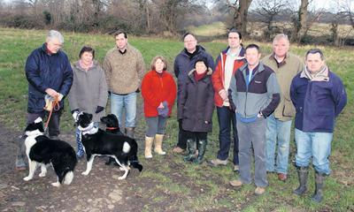 Campiagners  are angry at plans to build homes on one of the last remaining woods in Chippenham