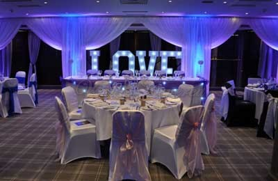 The Village Hotel, Swindon Wedding Show