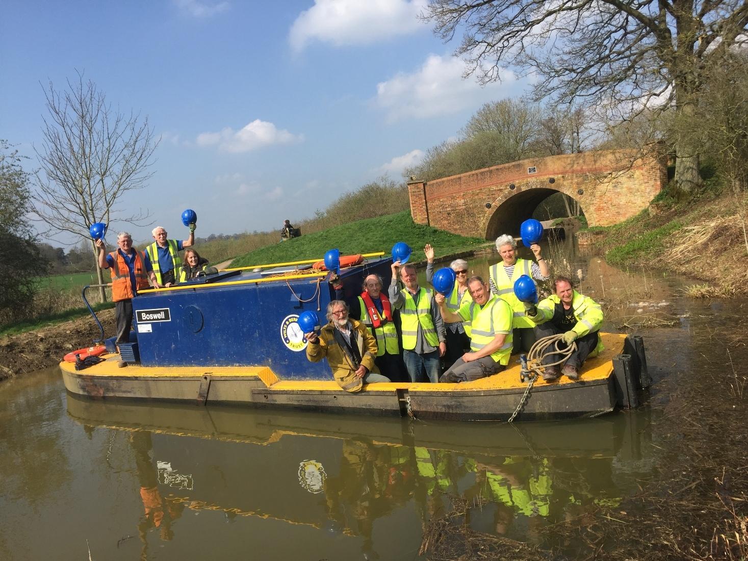 Wilts & Berks Canal Through Time