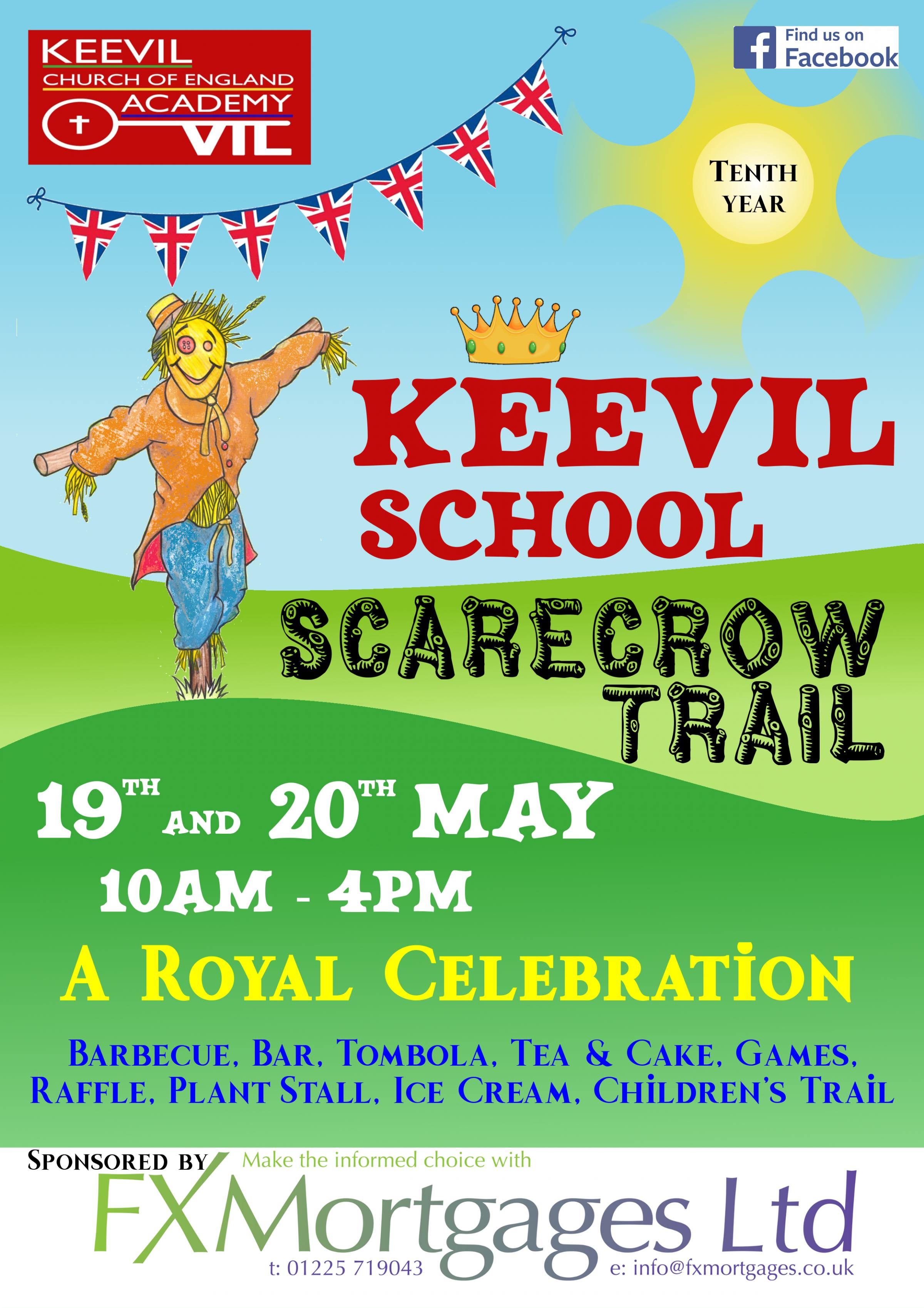 Keevil School Scarecrow Trail