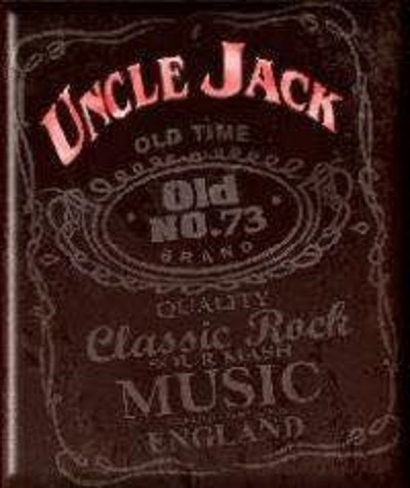 Uncle Jack: Live Juke Box