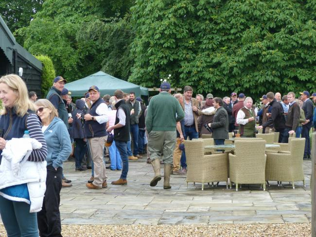 Clay Pigeon Shoot Raises 50k The Wiltshire Gazette And Herald