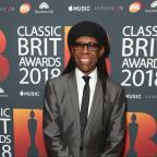 The Wiltshire Gazette and Herald: Nile Rodgers at the Classic Brit Awards 2018