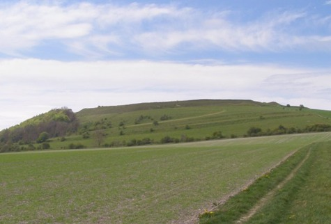 Iron Age Hillforts Walk