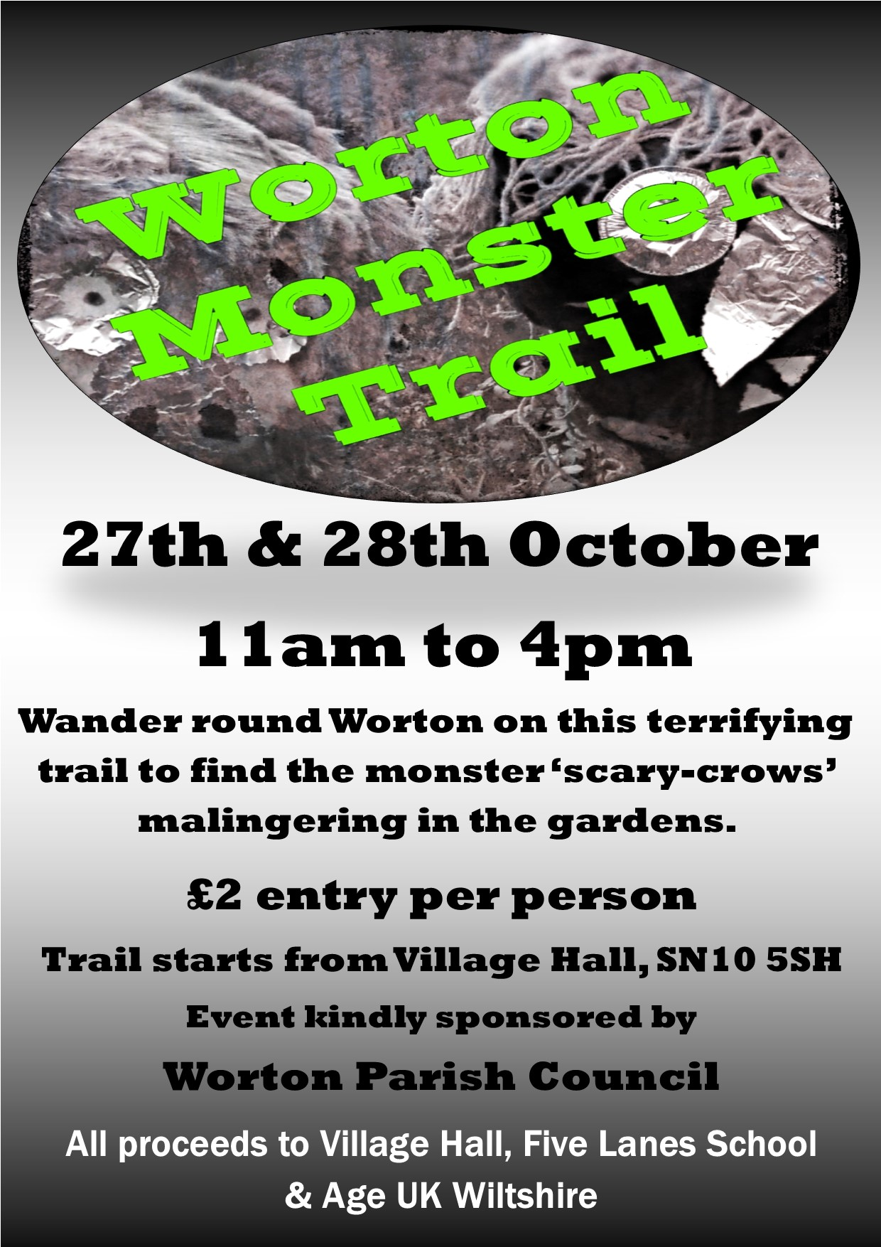 Worton Monster Trail