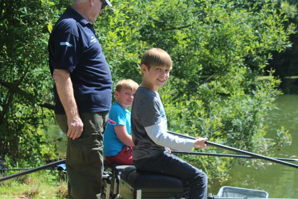 South Cerney Angling Club's Angling Taster Days