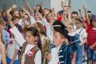 Bastille Day at Ramsbury Primary School