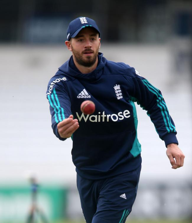 Wiltshire's James Vince drafted by England for India one-dayer | The