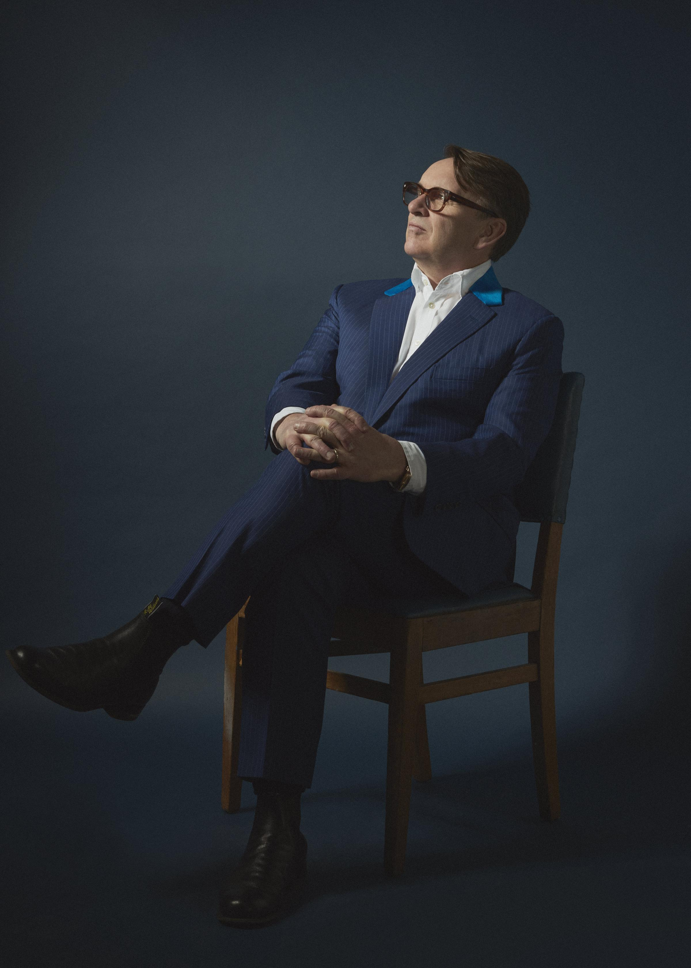 An Evening with Chris Difford