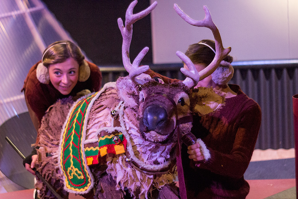 Family Theatre: Hodgepodge Theatre: 'Reindeer on the Roof'