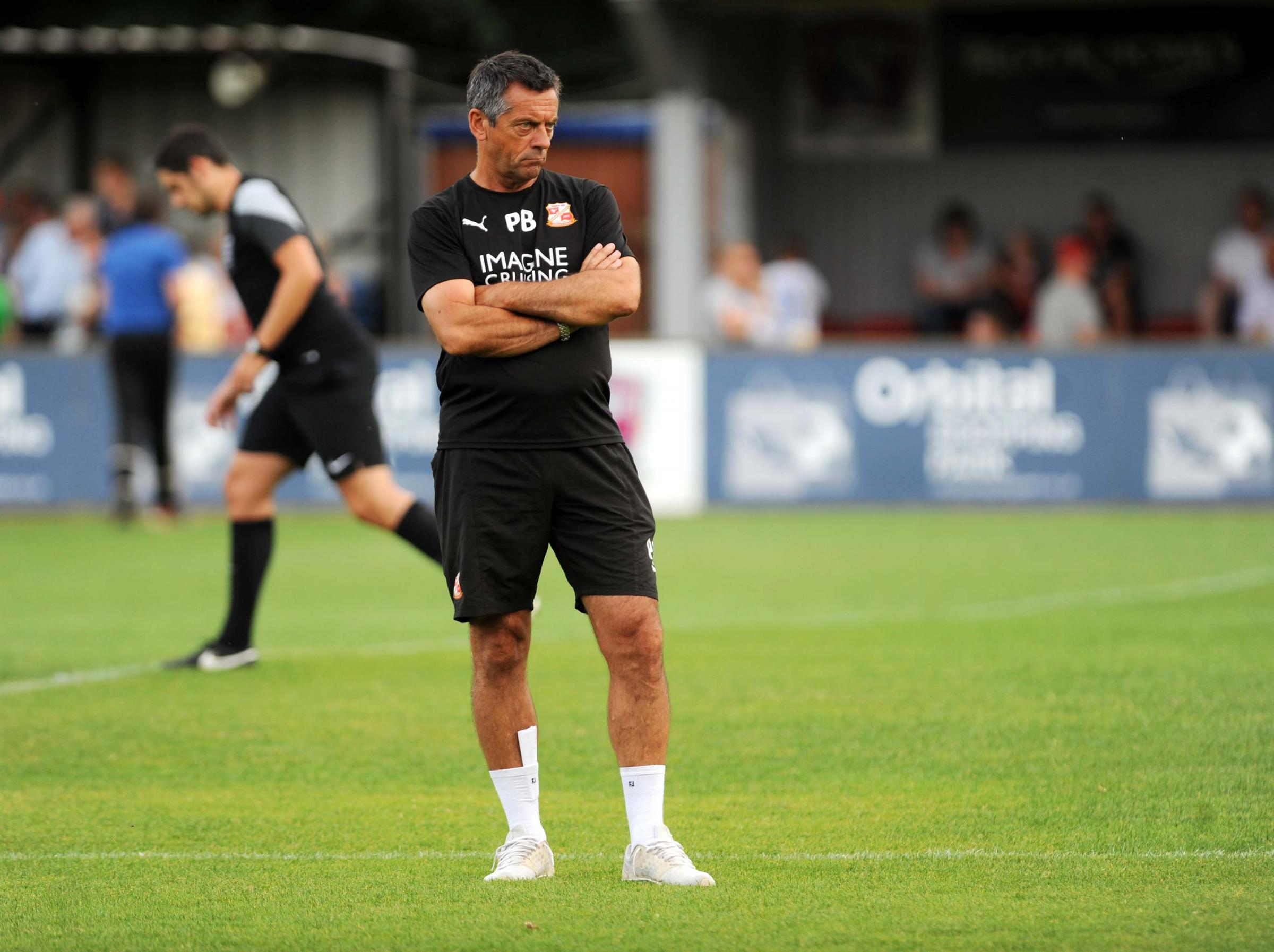 VIDEO: Phil Brown on Swindon Town 3 Tranmere Rovers 2