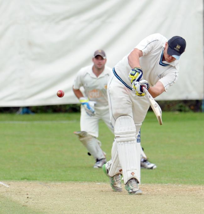 Jack Haines' knock was instrumental in Wiltshire's win over Wales