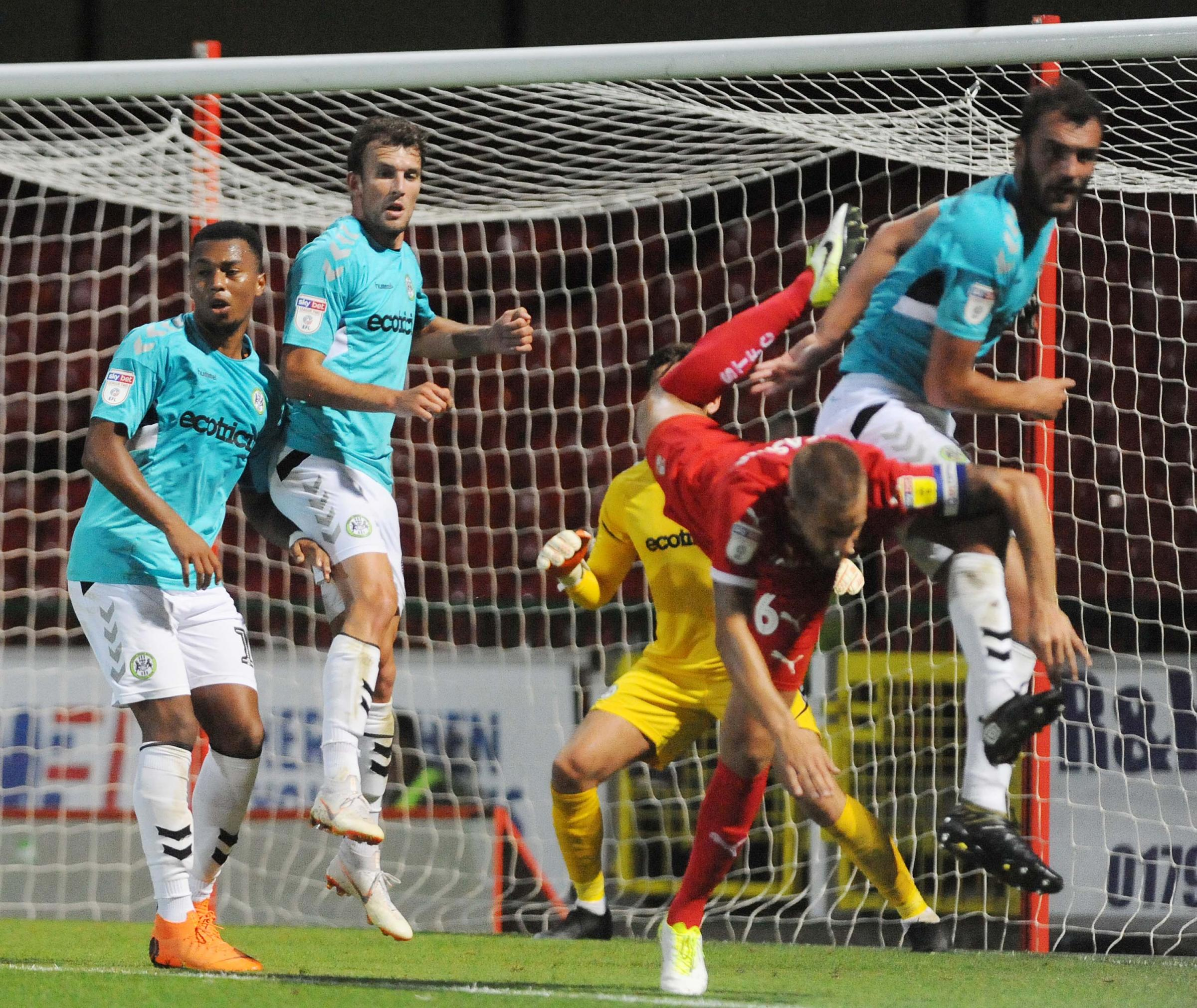 THE VERDICT: Swindon Town 0 Forest Green Rovers 1