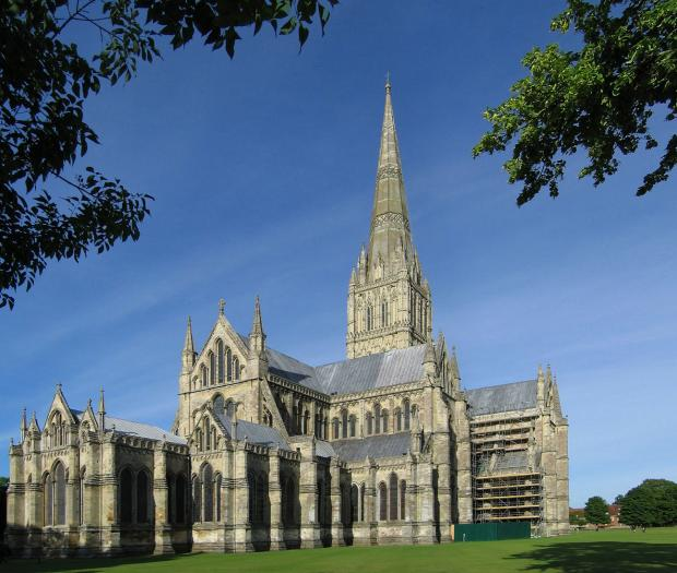 Salisbury Cathedral's Lent programme Sanctuary – finding sanctuary in a noisy world,  takes place in Trinity Chapel from Wednesday, March 12
