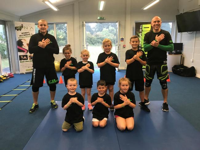 Children get help to beat the bullies   The Wiltshire Gazette and Herald