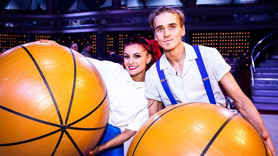 Joe Sugg and his partner Dianne Buswell picked up two tens in Strictly Come Dancing at the weekend