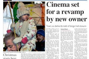 Tears as bingo hall is to close but Devizes cinema is to get a facelift Read more stories like this here...