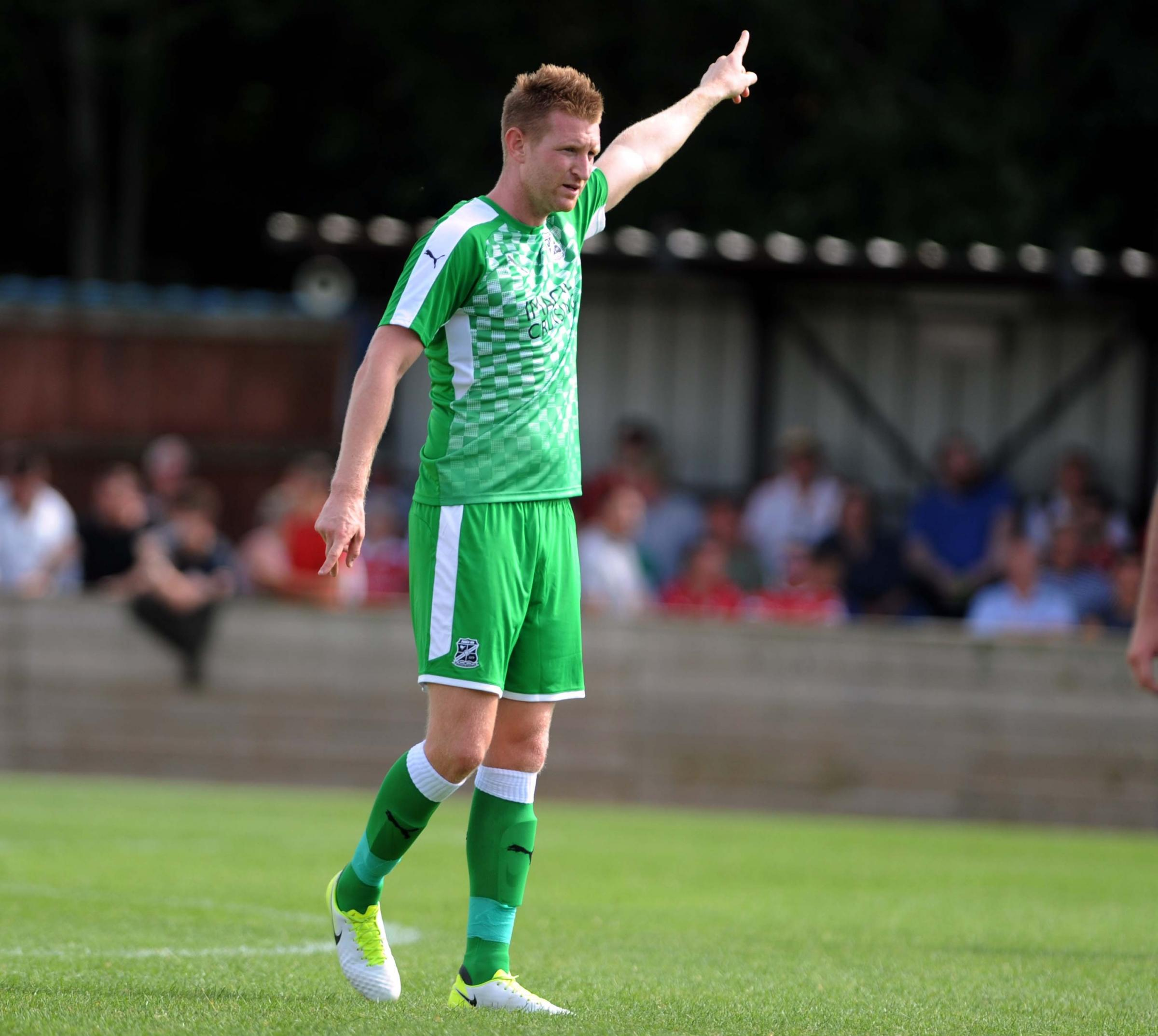 Chris Robertson is yet to appear for Swindon Town this season. 