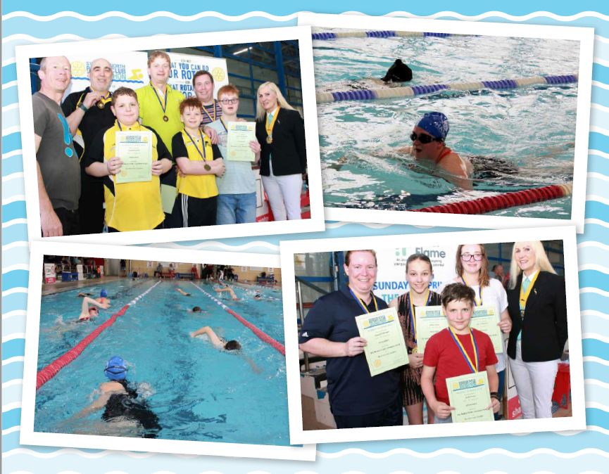 Charity Swimathon