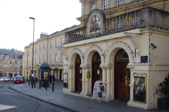 Theatre Royal in Bath. PICTURE: Ruth Sharville