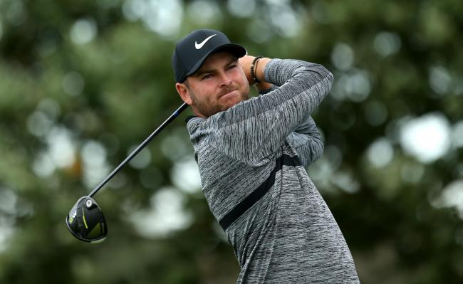 England's Jordan Smith during day three of the British Masters at Walton Heath Golf Club, Surrey. PRESS ASSOCIATION Photo. Picture date: Saturday October 13, 2018. See PA story GOLF Masters. Photo credit should read: Steven Paston/PA Wire. RESTRICTION