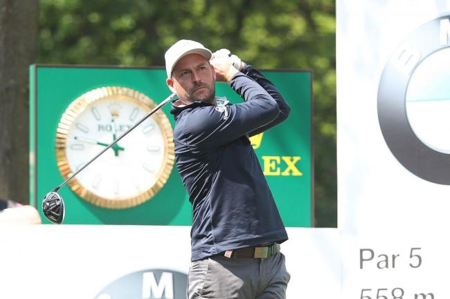David Howell at the 2018 BMW PGA Championship. PICTURE: ANDY CROOK