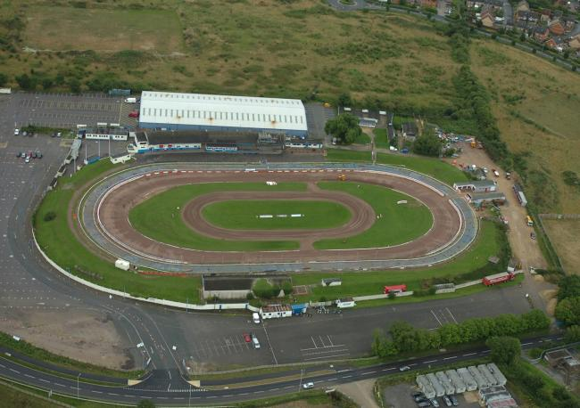 The Abbey Stadium - pictured above in 2009 - is set to undergo significant building work this year Photo: Dave Evans