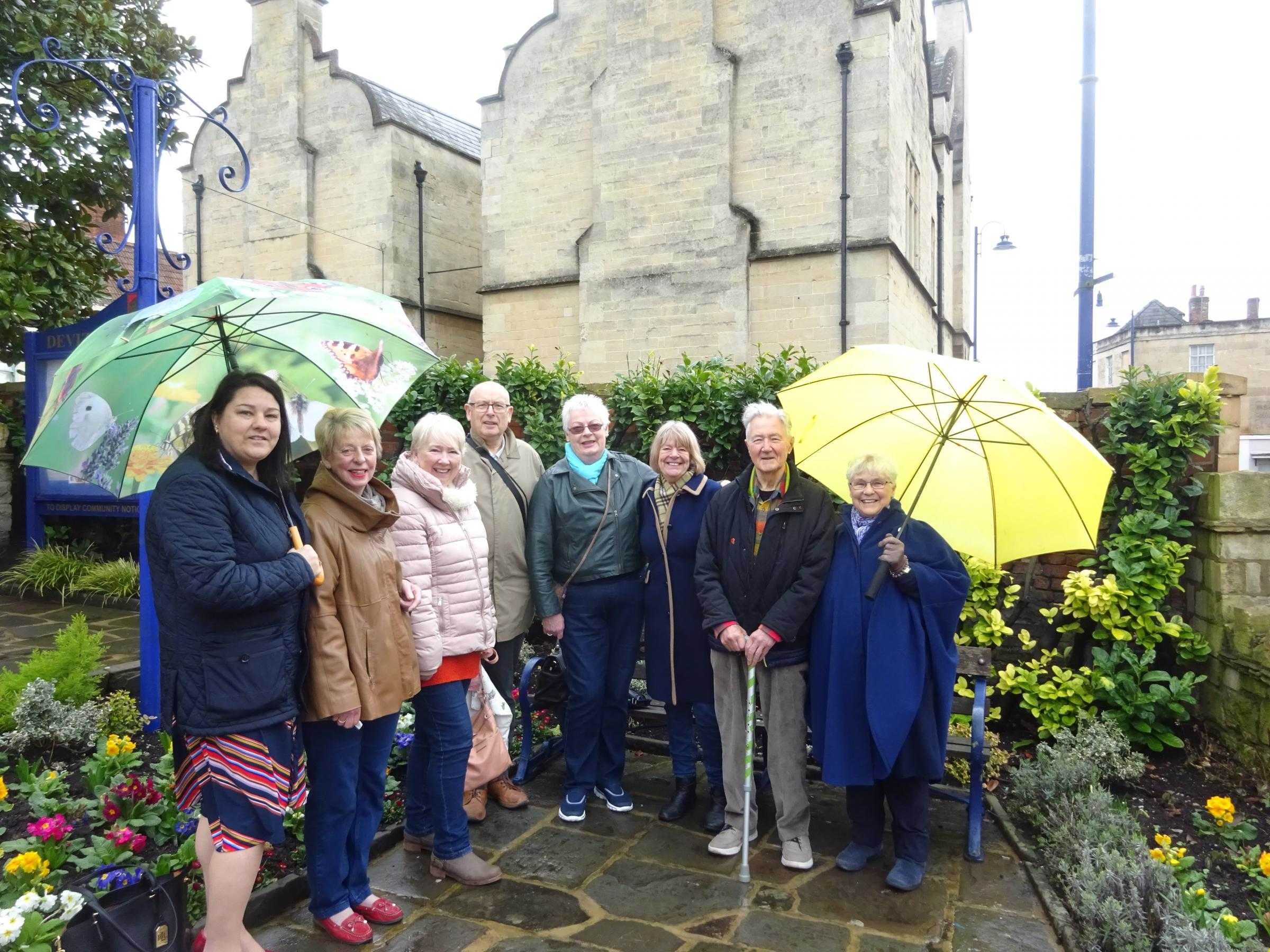 Devizes In Bloom committee ready for action