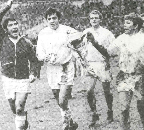 TOWN 1969 LEAGUE CUP SPECIAL: Trollope still in awe of heroes' triumphant return