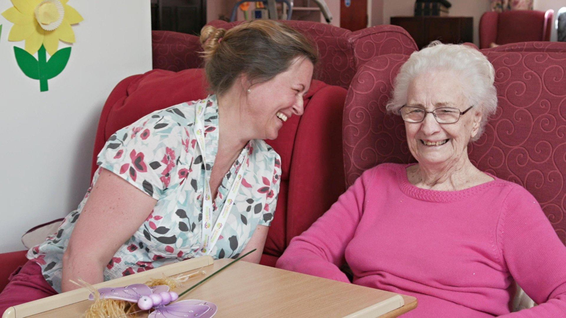 Care Home Volunteers: Information Session