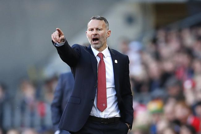 Ryan Giggs saw his Wales side claim a 1-0 victory over Slovakia
