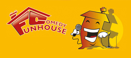 Funhouse Comedy Club - Comedy Night in Cirencester October 2019