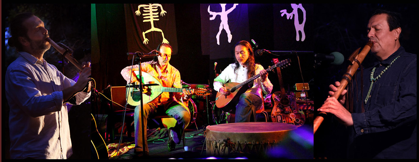BAMBOO CEDAR OAK Sacred World Music Concert