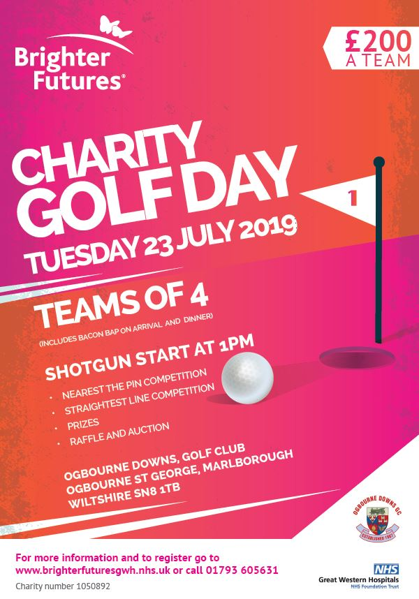 Brighter Futures Golf Day