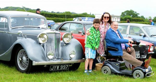 Chippenham Lions will be holding a Cherished Vehicle and Family Fun Day