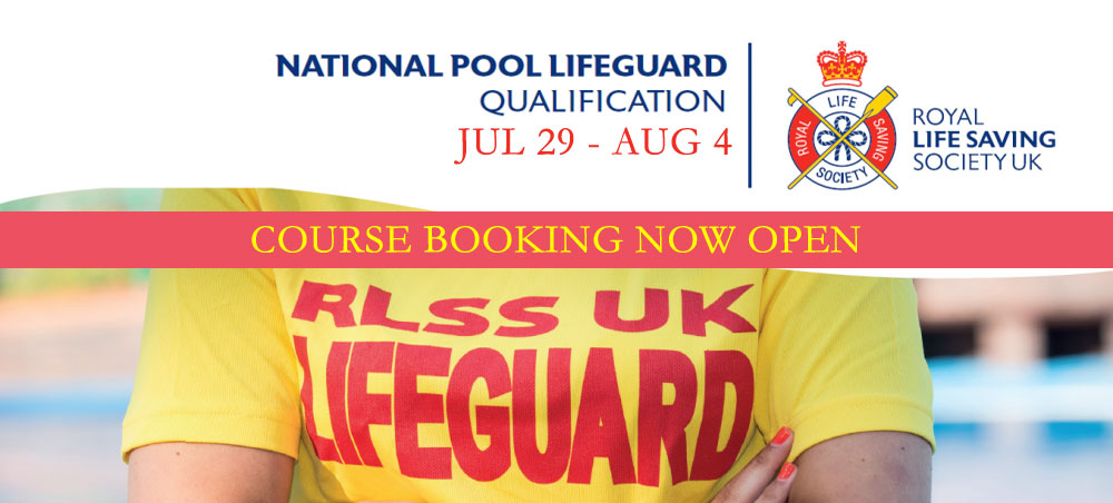 National Pool Lifeguard Course (NPLQ)