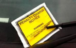 Penalty charge notices