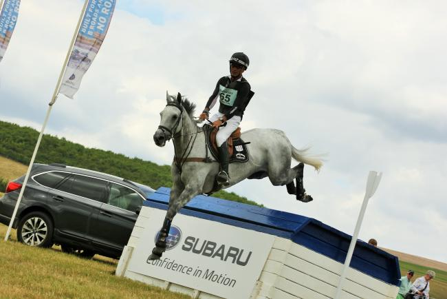 Andrew Nicholson and Swallow Springs pictured at Barbury two years ago. 