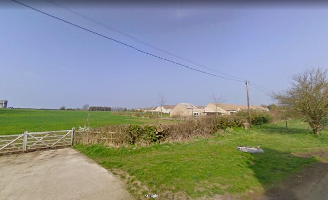 Fields in Sherston have been earmarked for development of new homes and a doctors surgery